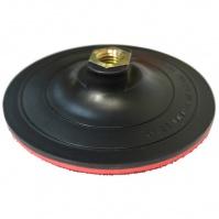 501.02 Пластиковый диск-подошва под липучку М14 диаметр 125мм Orientcraft