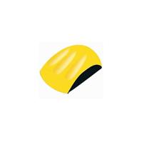 501.10 Шлифовальный блок для кругов (150мм) на липучке  90х150мм Orientcraft