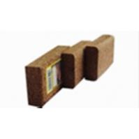 700.15 Шлифовальный блок из пробки 120х60х35мм Orientcraft