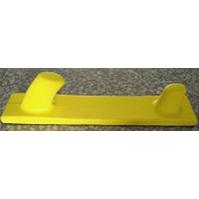 700.18 Шлифовальный блок п/жесткий  под абразивную сетку 70х400 Orientcraft