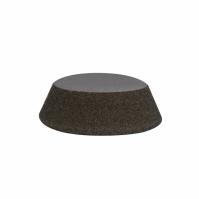 Полировальник жесткий (UHS), поролон, 50/70 мм, Velcro, серый Rupes