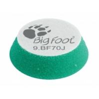 Полировальник средний(MEDIUM) поролон,50/70мм, на подошву Velcro, зеленый Rupes