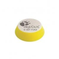 Универсальный полировальник тонкой структуры (Fine), поролон, 50/70мм, Velcro, желтый Rupes