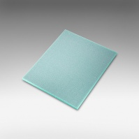 7972 Siasponge Одност. цв.губки 140*115*5 мм P150 #600 SUPERFINE зелёная