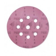 Абразивный материал в кругах D125 мм, с 9 отверстиями  Р1200 SIA