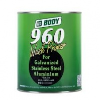 Грунт Body 960 1:1 Wash Primer 2К  желто-зел. 1 л