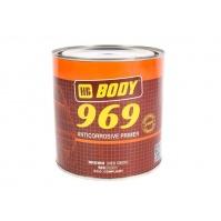 Грунт Body 969 1К корич. 1 кг