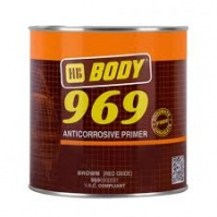 Грунт Body 969 1К корич. 5 кг