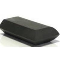 TOR Брусок резиновый граненый для шлифования (90х45х22мм)