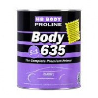 Грунт BODY PROLINE 635 5:1 2K бел. 0,8л