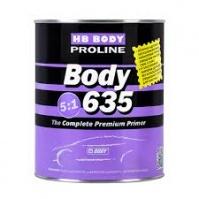 Грунт BODY PROLINE 635 5:1 2K бел. 2,5л