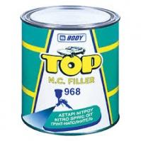 Грунт-наполнитель Body 968 TOP N.C. 1К         сер. 1 кг