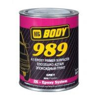 Грунт-наполнитель Body 989 4:1 2К  сер. 1 л