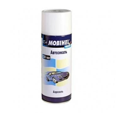 Аэрозоль автолак 233 белая (520 мл) MOBIHEL