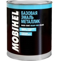 Базовая эмаль металлик 132 Вишня (1 л.) MOBIHEL