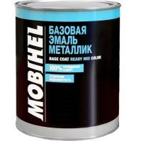 Базовая эмаль металлик MERCEDES 199 blauschw. ( 1 л ) MOBIHEL