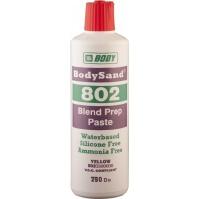 Матовочная паста Body 802 SAND желтая 0,75 кг