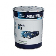 автолак 481 голубая (1 л.)  MOBIHEL