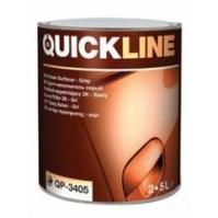 2К Грунт-наполнитель серый (G5), 1 л Quickline
