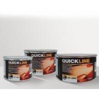 Шпатлевка с алюминиевым наполнителем (Aluminium) 1,8 Quickline