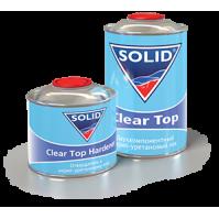321.1000 SOLID CLEARTOP (1000 мл) - двухкомпонентный акрил-уретановый лак 2+1 системы MS