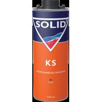 341.1003 SOLID KS (1000 мл) - антигравийное средство под пистолет, цвет: серый