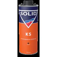 341.1004 SOLID KS (1000 мл) - антигравийное средство под пистолет, цвет: черный