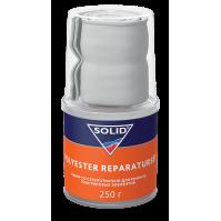 364.0250 SOLID POLYESTER REPARATURSET - (250 гр) набор для ремонта пластика