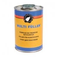 Грунт для пластика бесцветный 1л MULTIFULLER