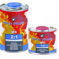 Лак MS акриловый LM 50 2:1 1л +отв. прозр. 1л + 0,5л MULTIFULLER