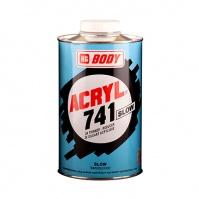 Разбавитель Body 741 ACRYL SLOW     бесцвет. 1 л