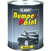 Текстурная краска Body для бампера черн. 1 л