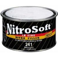 Шпатлевка Body 241 NITROSOFT зел. 0,75 кг