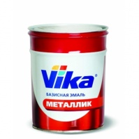 "Глубоко черная базовая 8999 ""Vika - металлик"" 0,9 кг"