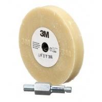 Диск для снятия клейких лент (пресс) со шпинделем, диам 100мм