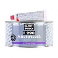 Шпатлевка Body 290 Ultra Light Multifiller   беж. 1,5л