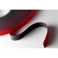 Пеноакриловые, двусторонние  клеящие ленты 4210, толщина 1.1мм, 9мм x 20м_Рулон_3М