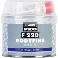 Шпатлевка Body PRO F211 SOFT св-жел. 0,25 кг