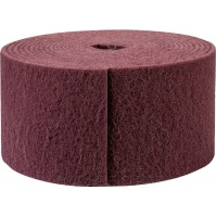 Скотч брайт красный Нетканый абразивный материал в рулоне AVF 320 115мм*10м SMIRDEX