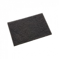 Скотч брайт серый (нетканый абразивный материал в листах UF 600) 150*230мм SMIRDEX