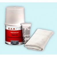 Набор для ремонта пластиков (смола 250 мл, стеклоткань) CarFit